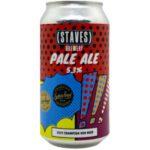 Staves – Pale Ale 10L