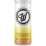 W Seltzer Tropical Mango