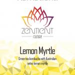 Zentient Lemon Myrtle Kombucha 20L