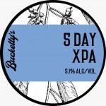 Bucketty's – 5 Day XPA 20L
