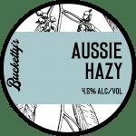 Bucketty's Aussie Hazy Pale 20L