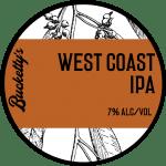 Bucketty's West Coast IPA 10L